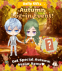 Special login bonus 3 - autumn