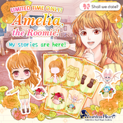 Gedonelune Academy's Journal 464 - Amelia the Roomie Event