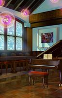 Gedonelune music room