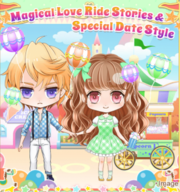 Magical love ride 2017 flower collection
