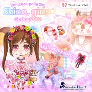 Shine girls - spring 2018