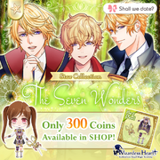 The seven wonders - event announcement