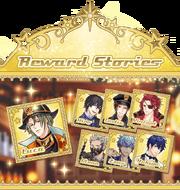 Mission complete - reward stories