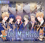 Oh my hero spin-off event