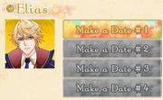 First make a date - elias