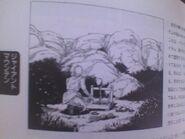 Prepare to skip Rock using Lithotripter in Catapult Seshoot (Giant Mounten)
