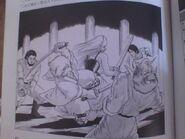 Kagenao Usui and Femina Battle (The Castle)