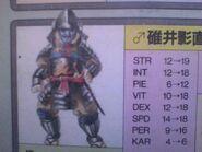 Kagenao Usui Samurai