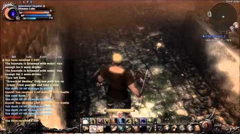 Wizardry Online Walk Through Part 03 - Illfalo Training Ground Narrated.mp4