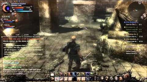 Wizardry Online Walk Through Part 10 - Golden Dragon Ruins Part 2 Narrated