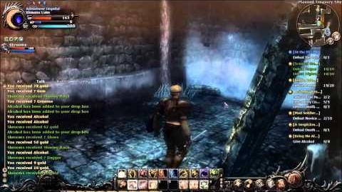 Wizardry Online Walk Through Part 08 - Deltis Keep Part 2 Narrated
