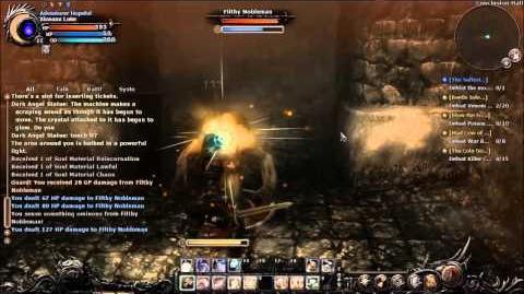 Wizardry Online Walk Through Part 15 - Aria Part 1 Narrated