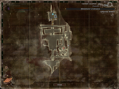 Entrance Map 1