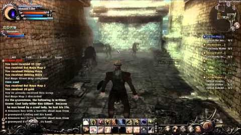 Wizardry Online Walk Through Part 06 - Kaoka Perij Ruins Narrated