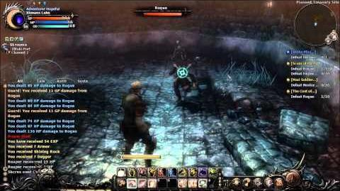 Wizardry Online Walk Through Part 07 - Deltis Keep Part 1 Narrated