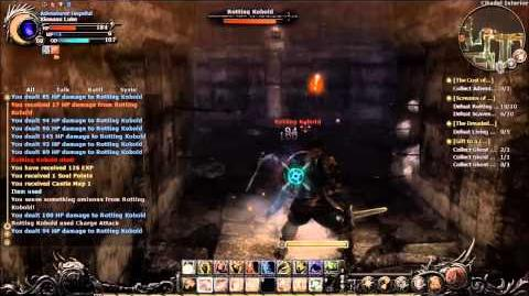 Wizardry Online Walk Through Part 11 - Chikor Castle Part 1 Narrated