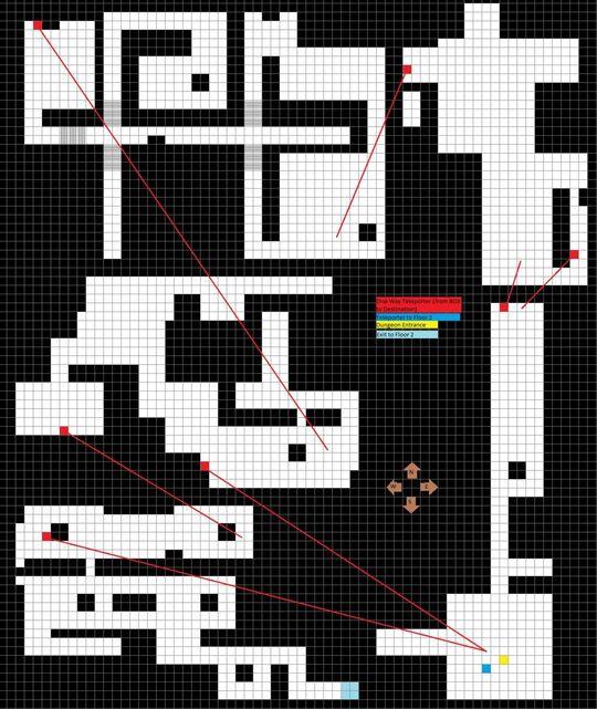 GDR Map