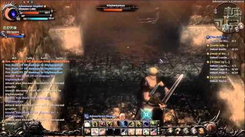 Wizardry Online Walk Through Part 04 - Caligrase Sewers Narrated