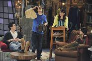Justin, max, harper and alex Uncle Ernesto