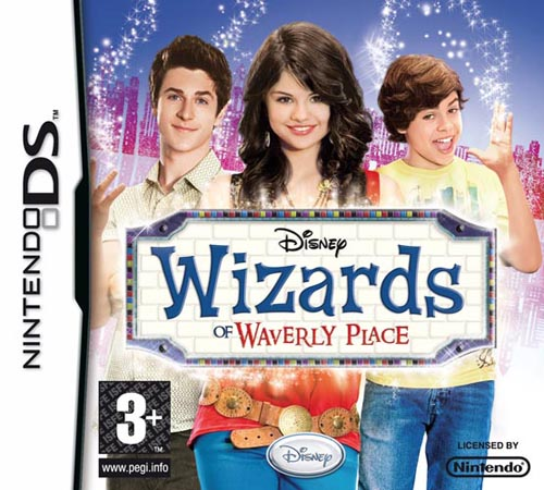 Wizards Of Waverly Place (video Game)