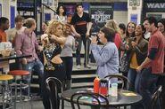 Shakira, alex and justin