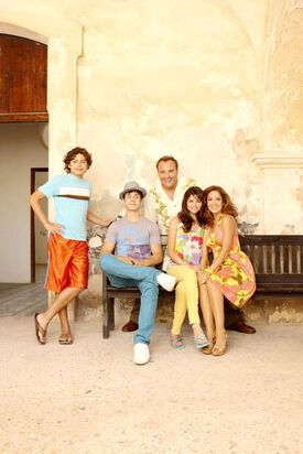 Russo's family for the movie 3