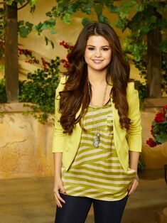 Alex Russo Yellow Clothing