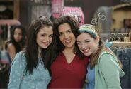 Selena, maria and jennifer 1x01