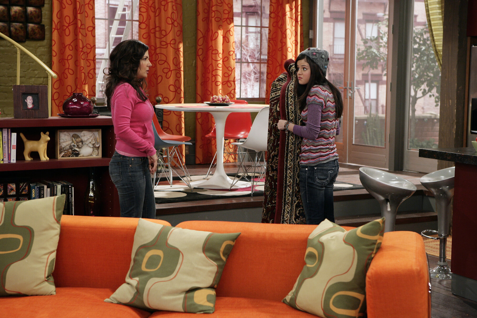 Wizards Of Waverly Place Bedroom