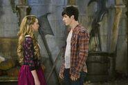 Juliet and justin Wizards vs. Werewolves part 2