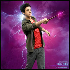 Wizards of Waverly Place - Justin