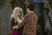 Juliet and justin bye Wizards vs. Werewolves part 2