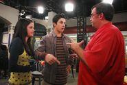 1x12 selena and david behind the scenes 2