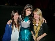 Wizard for a day selena