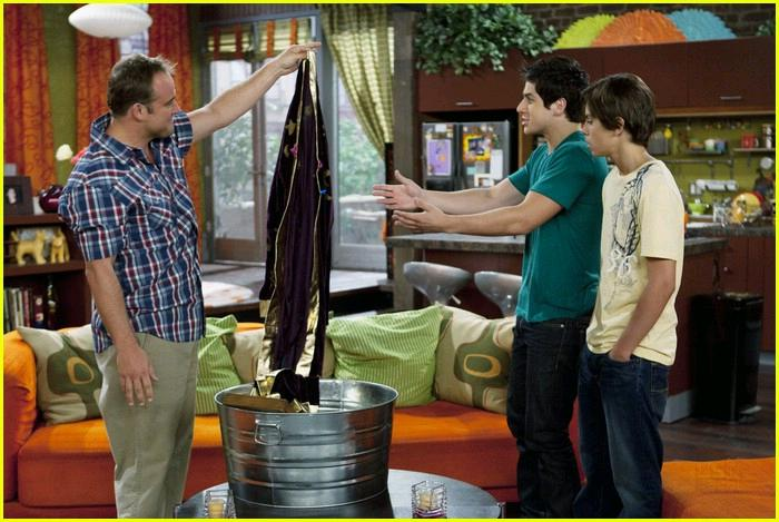 Lucky Charmed Wizards Of Waverly Place Wiki Fandom