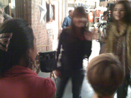 Selena behind the scenes doll house