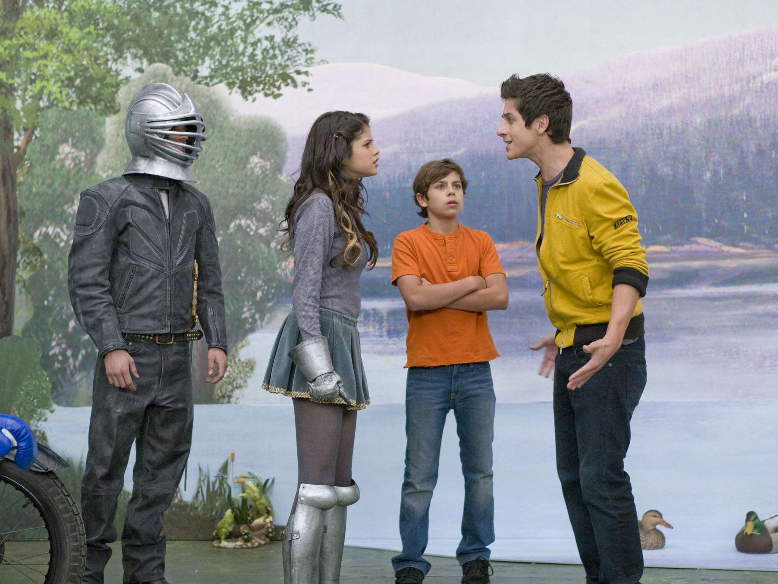 The Wizard Meets Bad Boy A Wizards Of Waverly Place Fanfiction