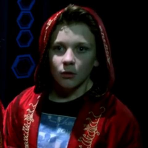 12 year-old Mark