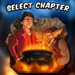 Chapter 1 - <i>Chamber of Crowe</i>