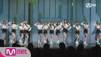 WJSN(우주소녀) - Mo Mo Mo Debut Stage M COUNTDOWN 160225 EP
