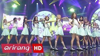 Simply K-Pop WJSN(우주소녀) BeBe Ep.229 082616-3