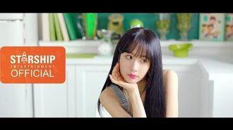 Teaser 우주미키 (WJMK) - 짜릿하게 (STRONG)