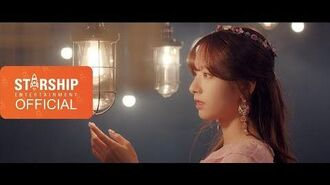 Teaser 우주소녀 (WJSN) - La La Love-1