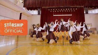 Dance Practice 우주소녀(WJSN) - 꿈꾸는 마음으로(Dreams Come True)