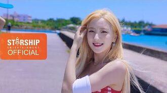 MV 우주소녀 (WJSN) - Boogie Up