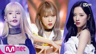 WJSN - SAVE ME, SAVE YOU Comeback Stage M COUNTDOWN 180920 EP