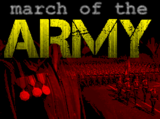 March of the Army