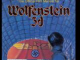 Official Wolfenstein 3D Hint Book