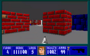 Ruins of Castle Wolfenstein 3
