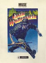 Castle Wolfenstein video game cover
